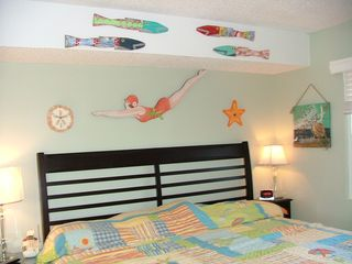 Fort Morgan condo photo - Relax in a King bed!