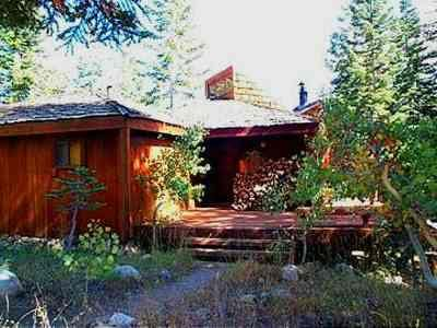 Old school Bear Valley cabin.