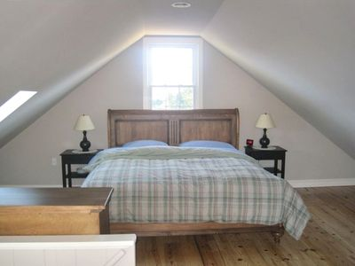 Peconic house rental - Bedroom Loft
