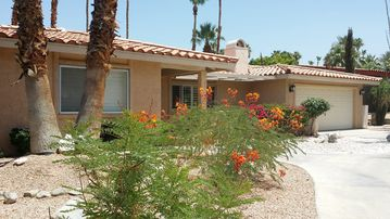 Palm Desert house rental - Front View