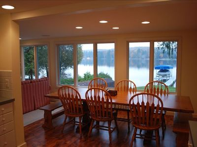 Central Lake cottage rental