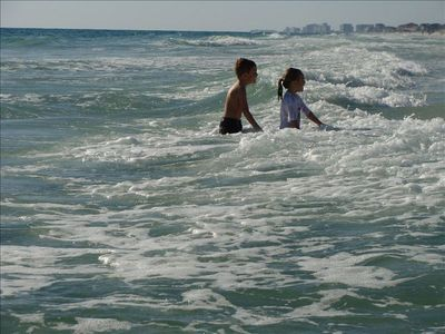Miramar Beach condo rental - Kids friendly