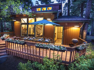 Lake Tahoe Cabin