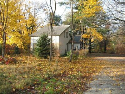 Cottage in Fall