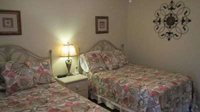 Middle Bedroom with Double Beds