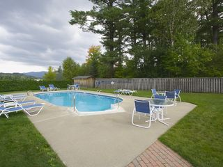 Lake Placid condo photo - Heated pool - June -Sept 15