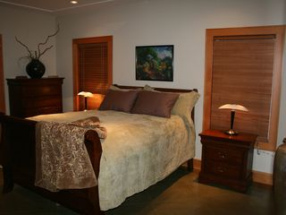 Bandon house photo - East Guest Room with Full Bath/ Jucuzzi, TV, Private Entrance