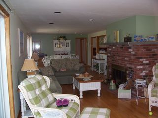 Living Room - Mashpee house vacation rental photo