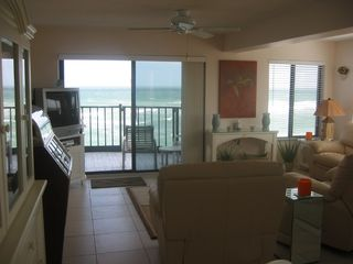 Melbourne Beach condo photo - Ocean views from Dining Area