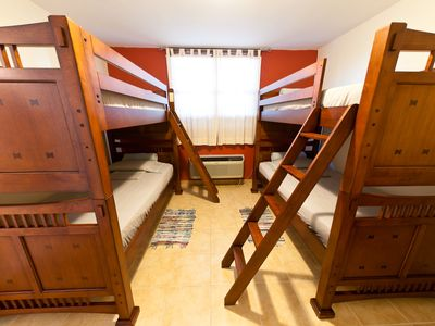 3rd Bedroom - 2 Bunk Beds