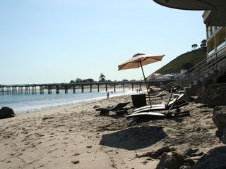 Malibu apartment photo - Relax on the beach