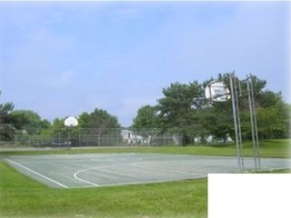 Scarborough Beach house photo - A view of the basketball and tennis courts in the neighborhood...