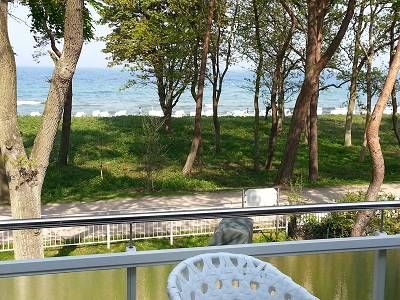 ***** Luxury apartment., 3 beds. , With lateral. Seaview balcony, on the beach