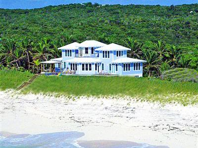 Dune-top location, fabulous ocean views, and a beautiful swimming beach.