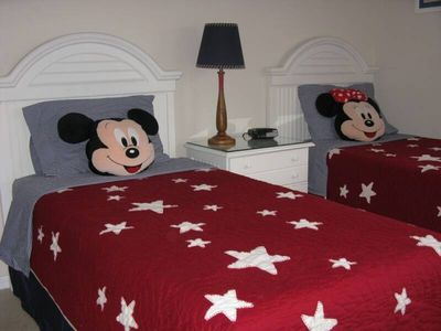 Pottery Barn mickey and baseball theme bedroom