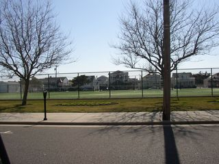Stone Harbor townhome photo - Tennis anyone? Just two streets away.