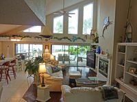 Tarpon Lake Villa with Heated Pool & Games (See 315812 for Reviews)