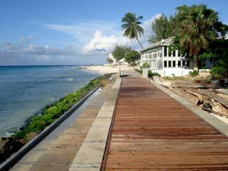 St. Lawrence Gap condo photo - So near the south coast boardwalk in Barbados - fun!