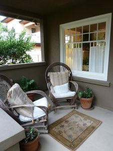 If you are a front porch seater we have you covered!