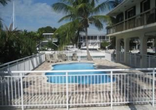 Islamorada house photo - Huge 40 foot pool