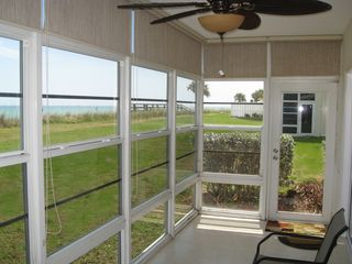 Vero Beach condo photo - Air conditioned lanai opens to outside