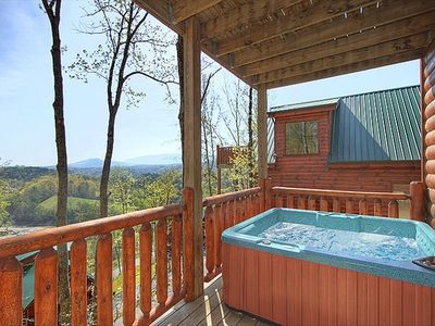 HOT TUB IS ALWAYS READY TO RELAX YOU