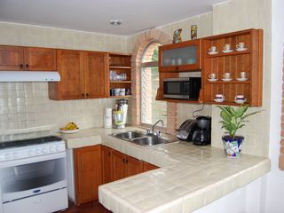 Puerto Vallarta condo photo - Fully equipped Kitchen - with Margarita maker!