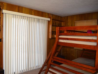 Mount Pocono chalet rental - Second Bedroom on the second floor