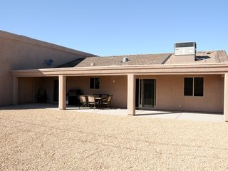 Lake Havasu City house photo - Private enclosed backyard