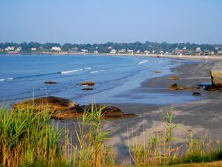 Middletown house photo - Easton's Beach - early morning