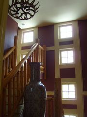 Mount Snow house photo - Stairway