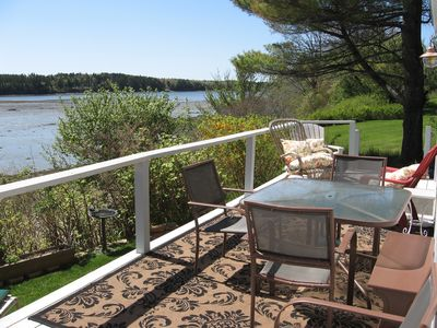 Harpswell cottage rental - View from Deck