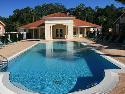 Lake Berkley villa rental - Communal pool