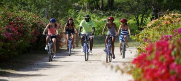 Free hike and bike tour if you book for 7 nights..