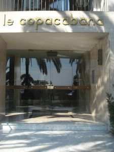 Stunning 2 bed waterfront apartment on Nice Promenade beside the Radisson Hotel