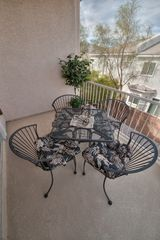 Las Vegas townhome photo - Balcony overlooking backyard from Loft