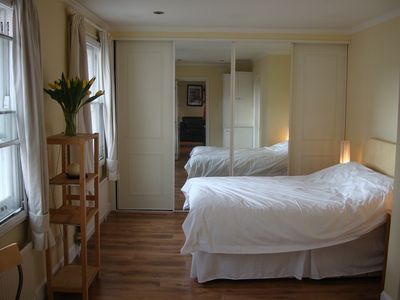 Marylebone apartment rental - Bedroom