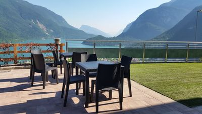 "Lodge ""LE SOLEIL"" sport and nature MOLVENO LAKE ****"