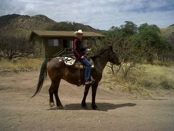 Horseback riding, hiking, swimming, tennis and more activies around Dove Mtn.
