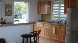 Vieques Island property rental photo - Main House kitchen