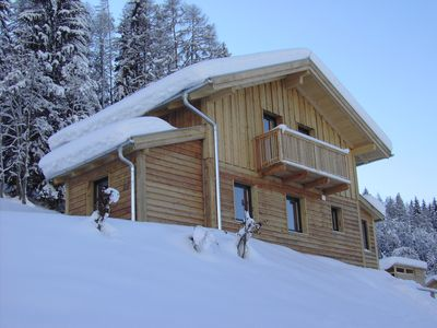 Cottage in a ski - and hiking area Dachstein-West directly at the ski lift