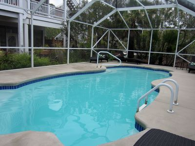Private Pool...Can be Heated for a Fee.