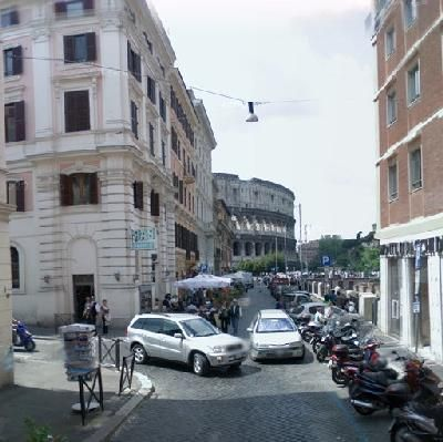 Colosseum area apartment rental - Via San Giovanni in Laterano