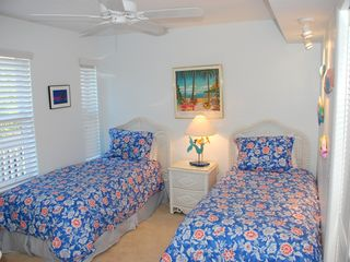 North Captiva Island house photo - Twin Bedded Guest Room