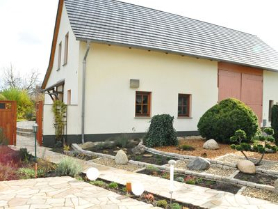 idylisches country house with luxury fittings, large garden and playground