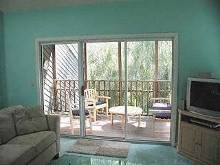 Rehoboth Beach condo photo - Screened Porch