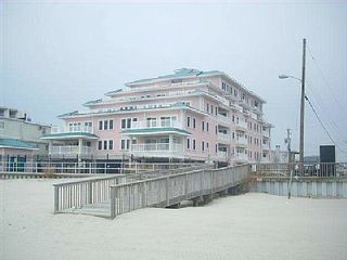 Wildwood Crest condo photo - Stockton Beach House - Ocean Front View