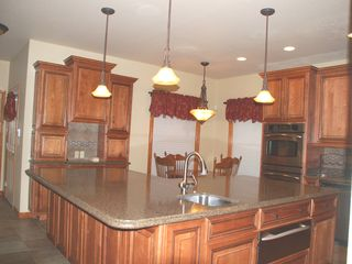 Colorado Springs house photo - Gourmet kitchen, a chefs delight!
