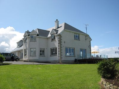 Unique Luxurious Accommodation, Uninterrupted Sea Views on the Wild Atlantic Way