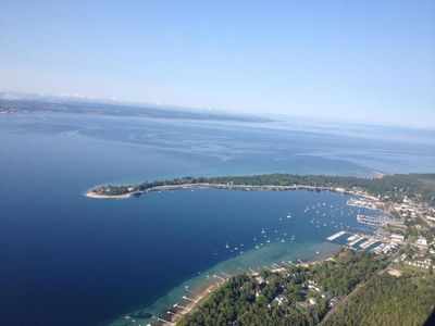 Harbor Springs and Litte Traverse Bay